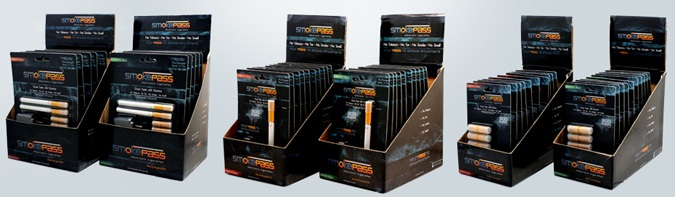 E-Cigarette in Stores