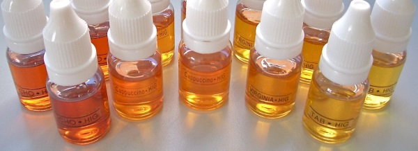PG VG Propylene Glycol Vegetable Glycerin E-Liquid