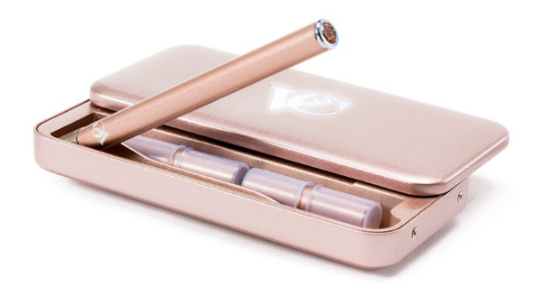 Vapor Couture Review Portable Charging Case