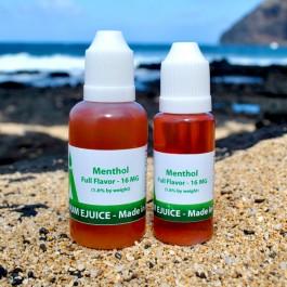 Menthol Volcano Liquid
