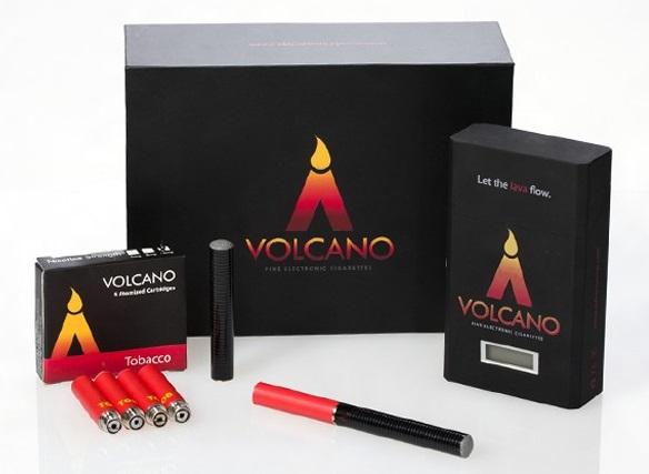 Volcano E-Cigarette