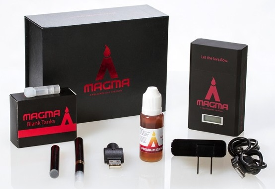 Volcano Magma E-Cigarette Review