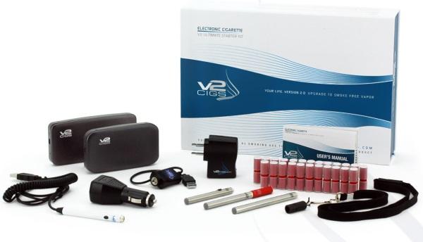 Best E-Cigarette 2012 V2 Cigs
