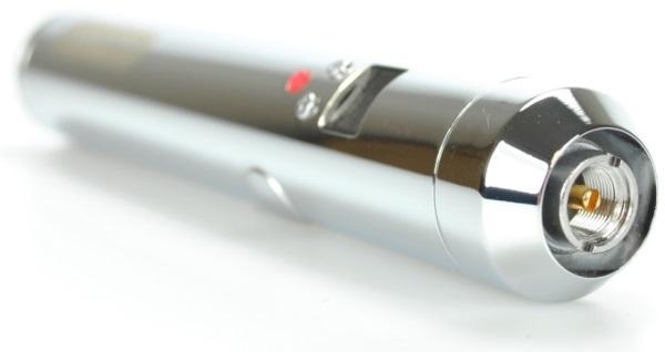 electronic cigarette slim white