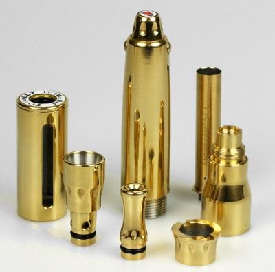 Silver Gold E-Cigarettes 3
