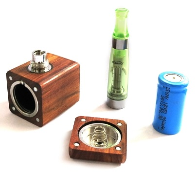 Wood E-Cigarettes 1