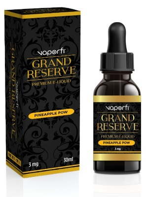 VaporFi Grand Reserve Collection Review