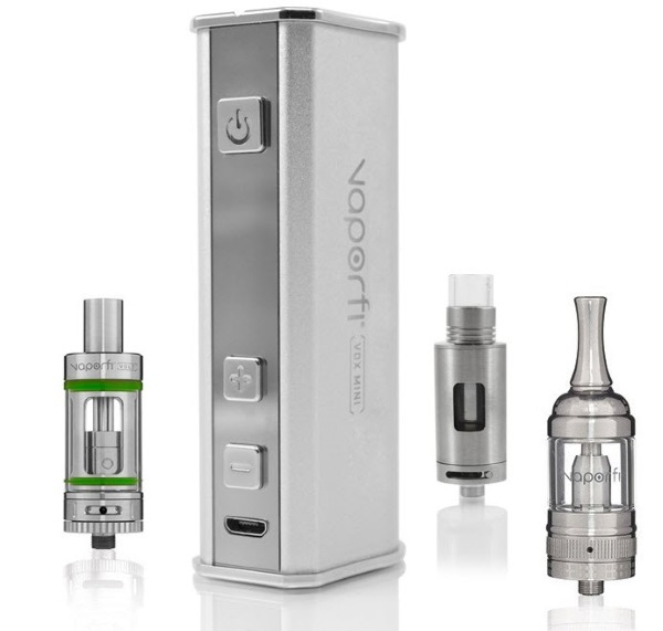 Best E-Cigarettes 2016 VaporFi VOX Mini