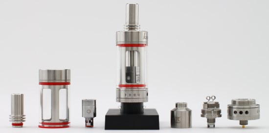 how to build a ecig tank