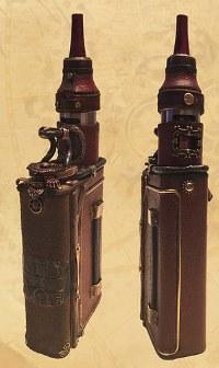Steampunk Box Mod