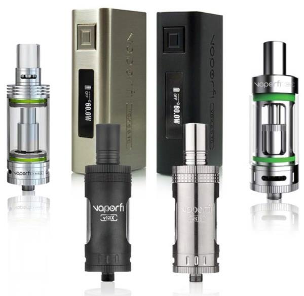 VaporFi VOX 60 TC Review