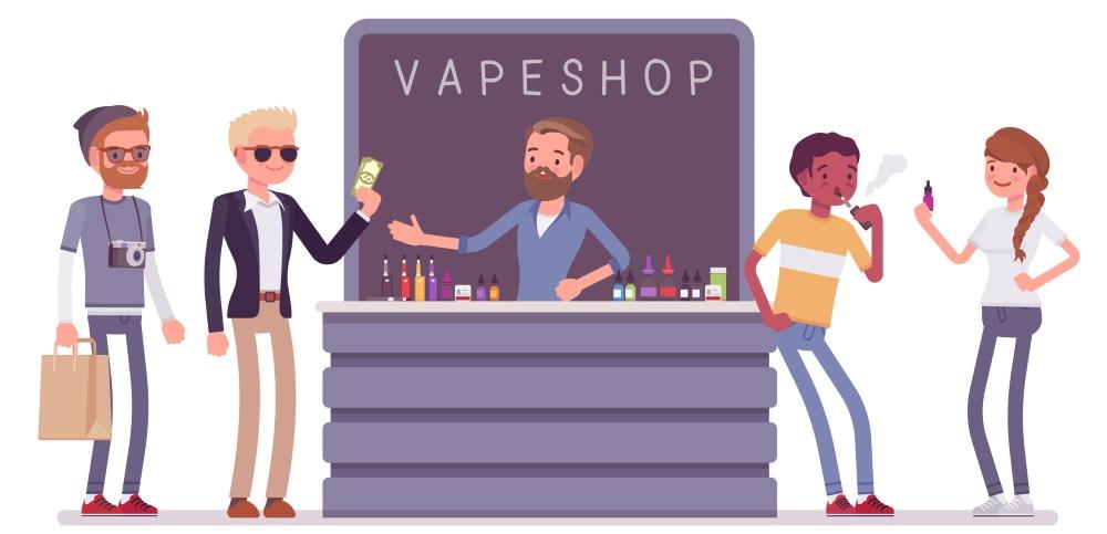 buy vape gear locally vs online