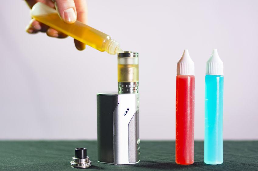 Buy Nicotine E-Liquid Australia