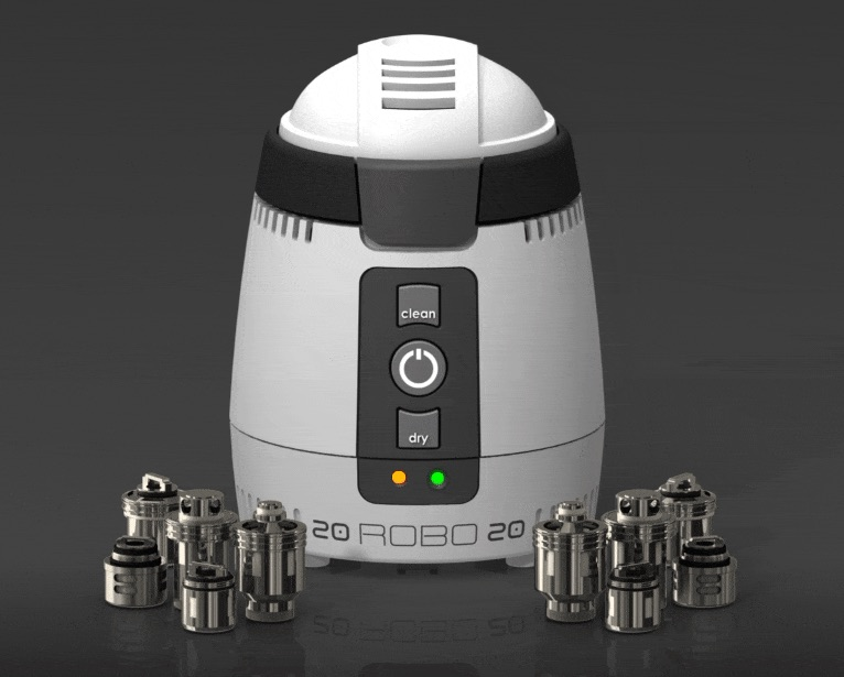 ROBO2020 Review Coil Cleaner